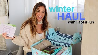 Winter Favorites | With FabFitFun