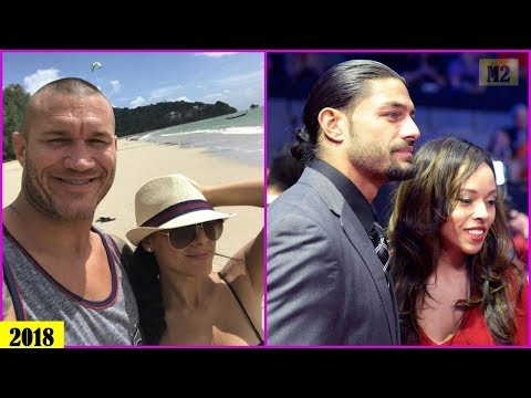 ALL 55 WWE SUPERSTARS & Their Wives 2018 - WWE Wrestlers Couple in Real Life [HD]