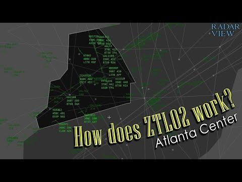 How does Atlanta Center work?   Sector ZTL02