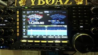 icom ic 7850 vs yaesu ftdx 5000mp