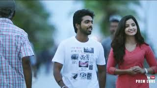 Manam vittu unmaiyai mattum💞 Sirikaadhaey song💞 Cute lovers  💕 Aniruth Whatsapp tamil love status