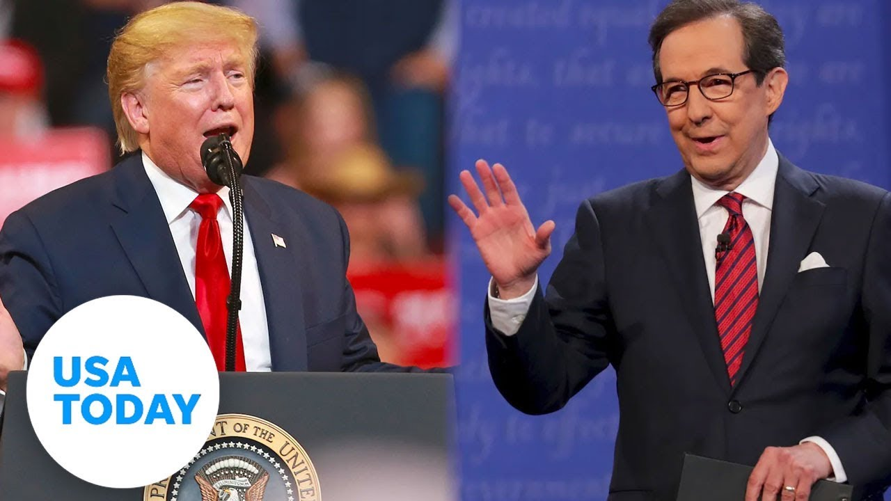 Chris Wallace Gets Into Exchange With Donald Trump Over Just ...