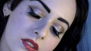 Burlesque Movie Show Girl Makeup Vloggest