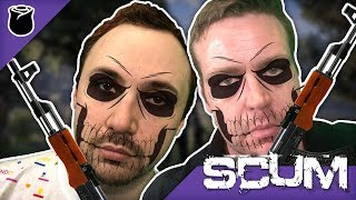 SCUM: Survival of the well Endowed (PC Gameplay)