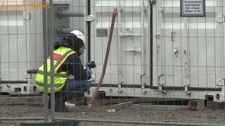 25102018 Mutmaßlicher MetallDieb stirbt nach Stromschlag auf Baustelle in Dummerstorf