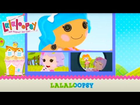 Lalaloopsy Webisode 5 Bea Spells A Lot And The Pet Tal