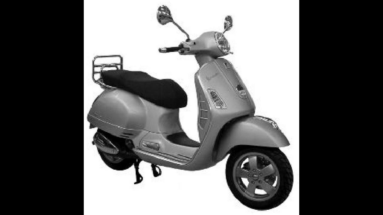 Vespa Gts 250 - Service Manual    Repair Manual