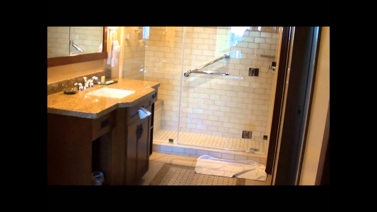 The Grand Californian 1 Bedroom Villa Youtube