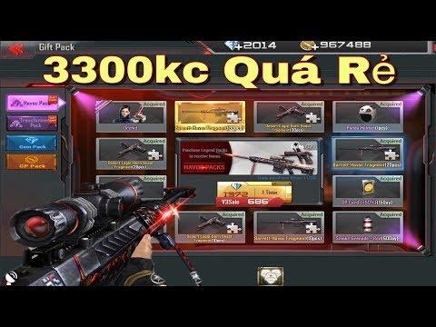 Смотреть видео CF Legends : QUAY FULL VÒNG 3Z VIP chỉ với 3000kc Bắn Thử  Xem Ngon Không онлайн, скачать на мобильный.