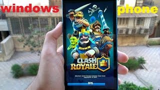 How To Download Clash Royale On Windows Phone Or Windows 10 Mobile