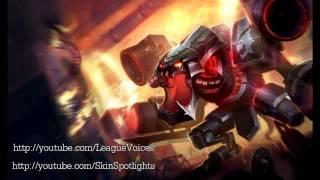 Battlecast Prime Chogath Voice - English - League of Legends