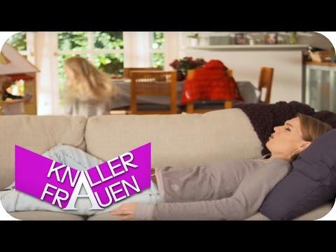 Knallerfrauen mit Martina Hill   Action-Kinderland! [subtitled]