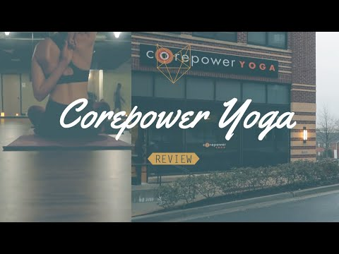 Corepower Yoga in Clarendon Review