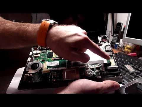 Medion Akoya E1222 Arbeitsspeicher aufrüsten und HDD tauschen