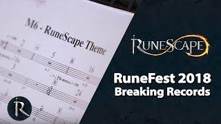 RuneFest 2018 - Breaking Records (Panel)