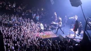 THE HATTERS (Шляпники) & LITTLE BIG - GIVE ME YOUR MONEY live, Спб, 22.04.17 Aurora