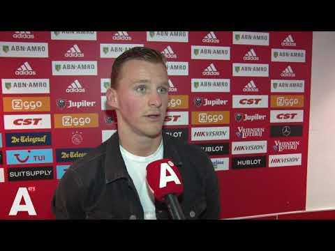 Dani de Wit over Jong Ajax - NEC: 'Een lelijke wedstrijd, maar toch een overwinning'