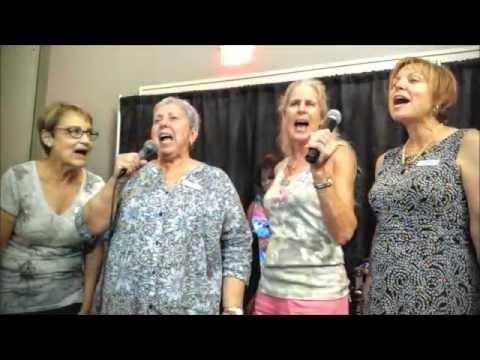 It Was Karaoke Night at Carolina Arbors