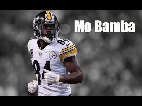 "Antonio Brown 2019 Steelers Highlights ""Mo Bamba"" - Sheck Wes ᴴᴰ"