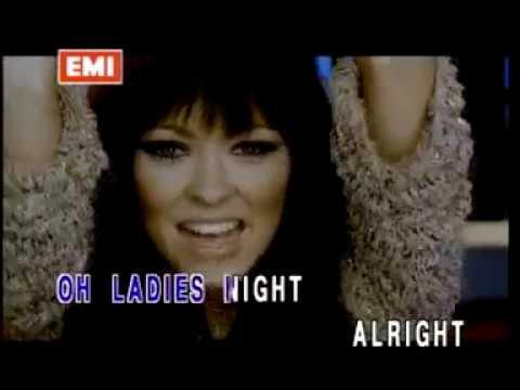 [KARAOKE] Atomic Kitten - Ladies Night