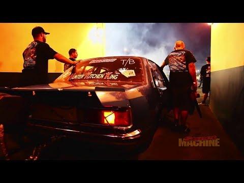 Jeremy Martin's Insane 4000hp VB Commodore