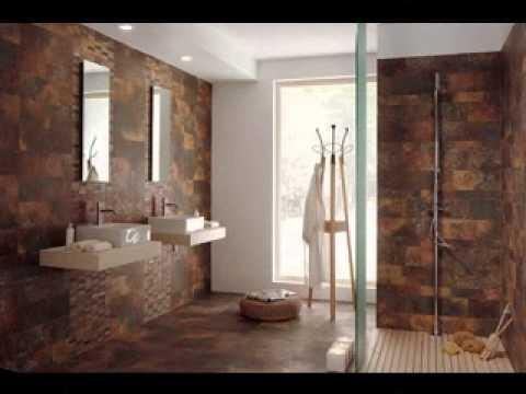 Ceramic bathroom tile ideas