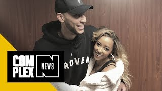 It Looks Like Tinashe and Ben Simmons Confirm Dating Rumors on IG