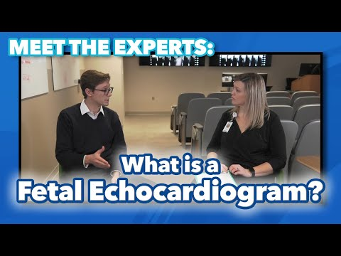 Exactly what is a Fetal Echocardiogram