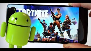 FINALLY! -DOWNLOAD FORTNITE FOR ALL (OPEN BETA APK) FOR ANDROID COMPATIBLE PHONES