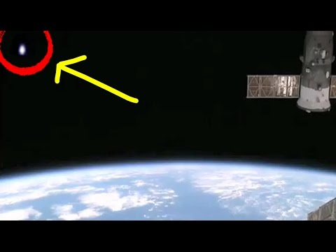UFO Appears In Another NASA LIVE Video Feed Watch Now And Discuss!
