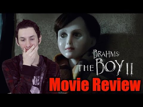 Brahms: The Boy 2 - Movie Review