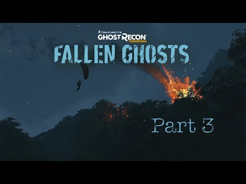Ghost Recon Wildlands Fallen Ghosts - Part 3 - Thomas Ortega's Death Arena!
