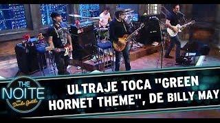 """Ultraje a Rigor toca """"Green Hornet Theme"""", de Billy May"""