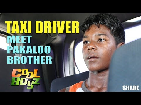 Taxi Driver - Meet Pakaloo's Brother - Caribbean Jokes 2018 / Guyanese Jokes