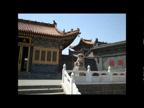 China From My Eyes - Temple in Inner Mongolia
