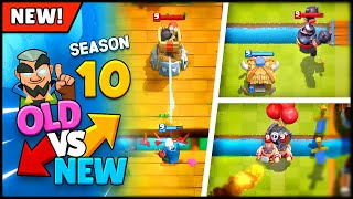 OLD vs NEW! Season 10 Balance Comparison | Clash Royale 2020 APRIL Update