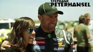 Monster Energy X-raid Prepares for 2014 Dakar Rally