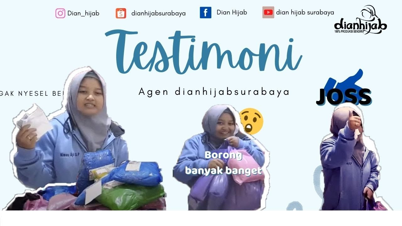Hasil gambar untuk dian hijab surabaya