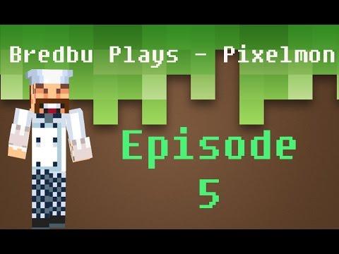 Our very own Pokemon Healer! Minecraft Pixelmon Episode 5