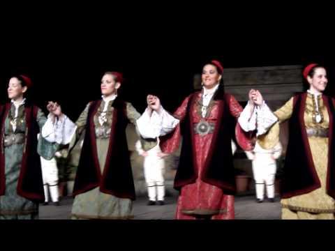 Dora Stratou Greek Dances Theatre, Athens, Greece