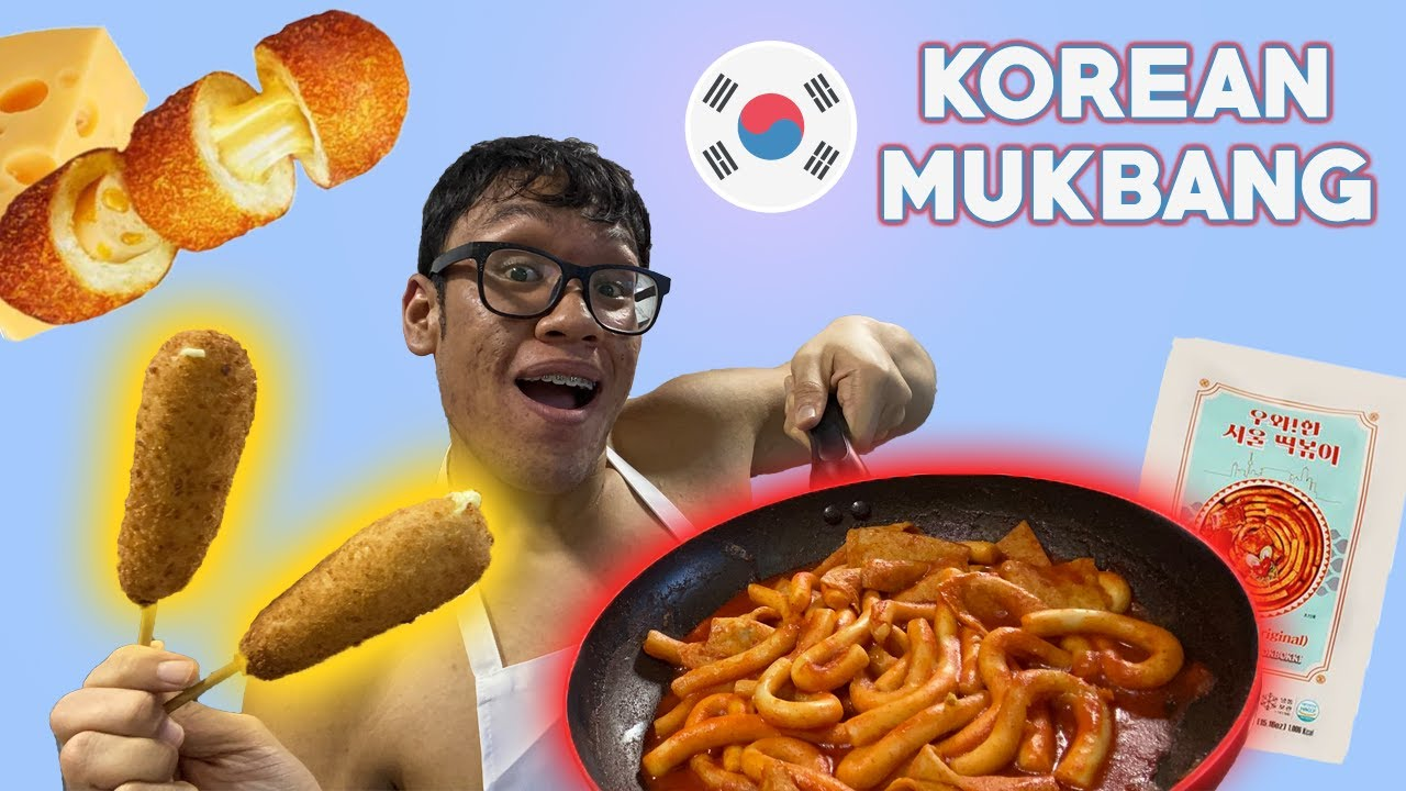 Download TTEOKBOKKI & CORNDOGS MADE IN MY KITCHEN | BRING ME TO KOREA JEBAL