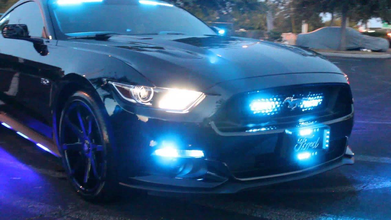 Quot The Hg2 Dark Avenger 2016 Ford Mustang Gt Police