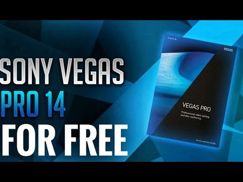 Sony vegas pro free cracked download
