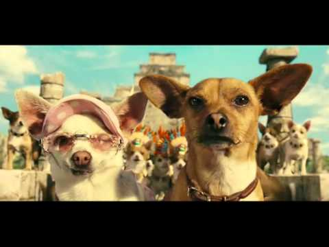 Beverly Hills Chihuahua - Theatrical Release Trailer - 2008 Movie - USA