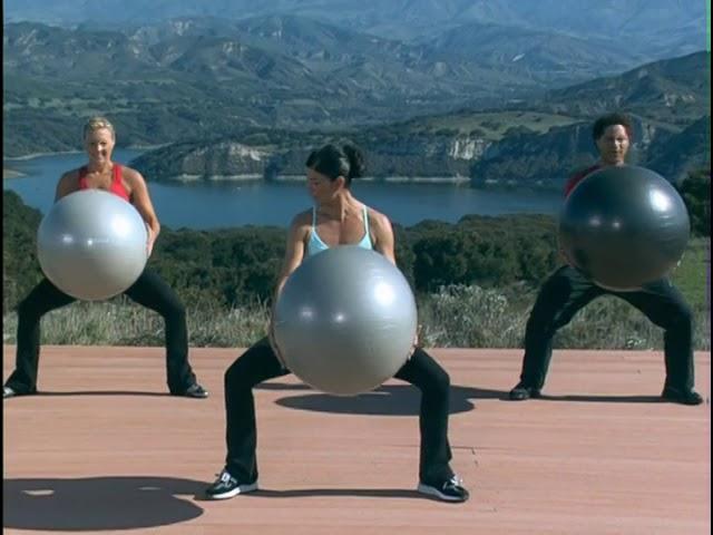 gaiam balance ball pentru pierderea în greutate