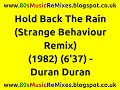 Miniature de la vidéo de la chanson Hold Back The Rain (Remix)