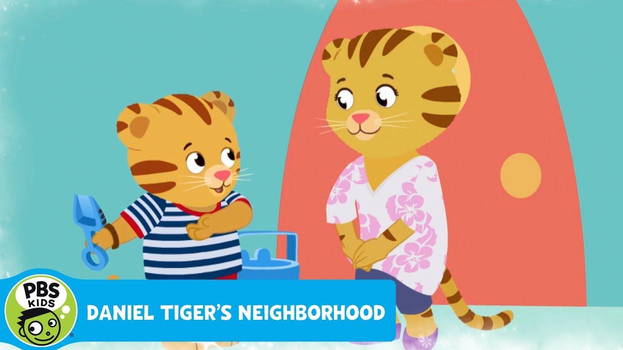 Daniel Tiger S Neighborhood Go Potty Song Pbs Kids