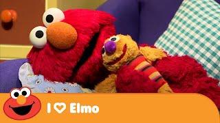 Elmo's Tummy Hurts   Sharing Your Problems   Life Skills for Children   Hindi