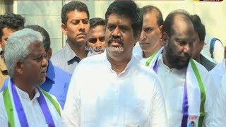 YSRCP Leader Avanthi Srinivasa Rao speaks to media over Chandrababu Politics
