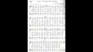 Come, Ye People, Rise and Sing (Boundless Mercy)